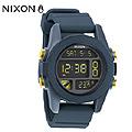 [닉슨] NIXON A1971264-00 UNIT STEEL BLUE/YELLOW ANO / A1971264-00