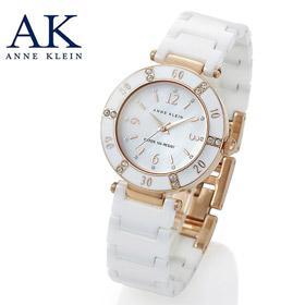 [ANNE KLEIN] 공식수입원정품 앤클라인 세라믹 시계 AK10/9416RG