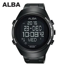 세이코 알바 디지털 100미터 방수 AQ2029X1 삼정정품
