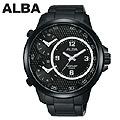 [세이코알바] ALBA 알바 트리플타임 AX8001X1
