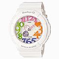Baby-G 베이비지 네온 다이얼 BGA-131-7B3 / BGA-131-7B3