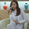 [연예인시계]SBS드라마 상류사회 유이시계 밀튼스텔리 MS-123MSP