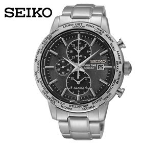 [SEIKO] 세이코시계 알람 크로노 SPL049J1