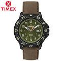 [TIMEX] 타이맥스 가죽시계 T49996  / T49996