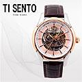 [TI SENTO] TS60011ROCH 티센토 오토매틱