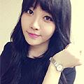 [연예인시계] 걸스데이 유라시계 오바쿠 V133SCISC