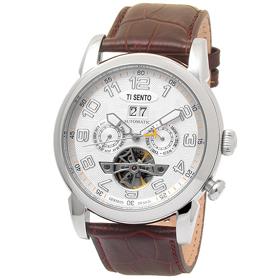 한국본사정품 티센토 시계 오토매틱 TS50031WTW-DATE