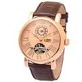 한국본사정품 티센토 시계 TS50021RGCH-DUAL / TI SENTO 손목 시계 명품 가죽 남성 학생 선물 MULUS  / TS50021RGCH-DUAL