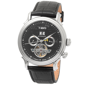 한국본사정품 티센토 시계 오토매틱 TS50011WTB-DATE