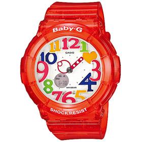 Baby-G 베이비지 젤리 마린 시리즈 BGA-131-4B