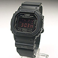 G-SHOCK 쥐샥 MAT BLACK RED EYE DW-5600MS-1D / DW-5600MS-1D