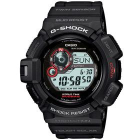 G-SHOCK 지샥 머드맨 태양전지 G-9300-1DR