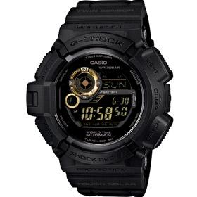 G-SHOCK 지샥 머드맨 태양전지 블랙골드시리즈 G-9300GB-1DR