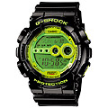G-SHOCK 빅페이스 Crazy Colors GD-100SC-1DR
