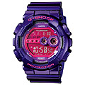G-SHOCK 빅페이스 Crazy Colors GD-100SC-6DR